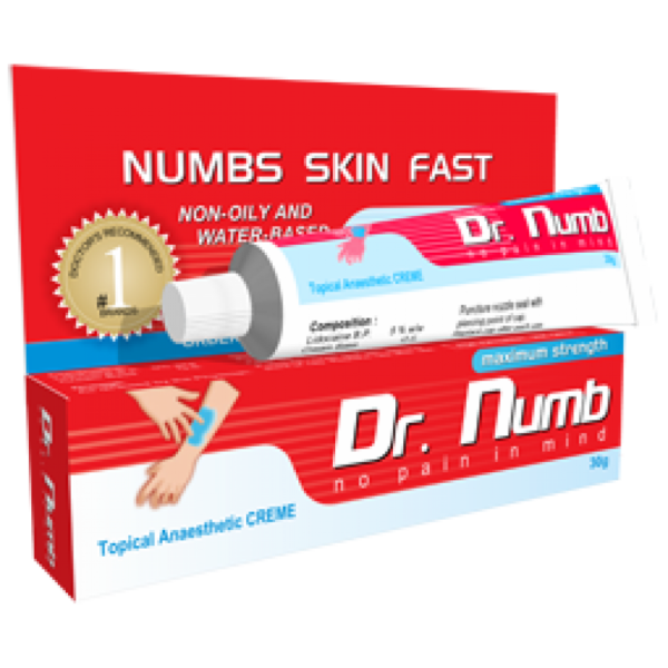 Dr.Numb Cream 30g
