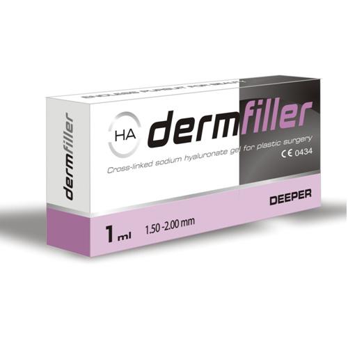 DERMFILLER Deeper 1 x1.0ml