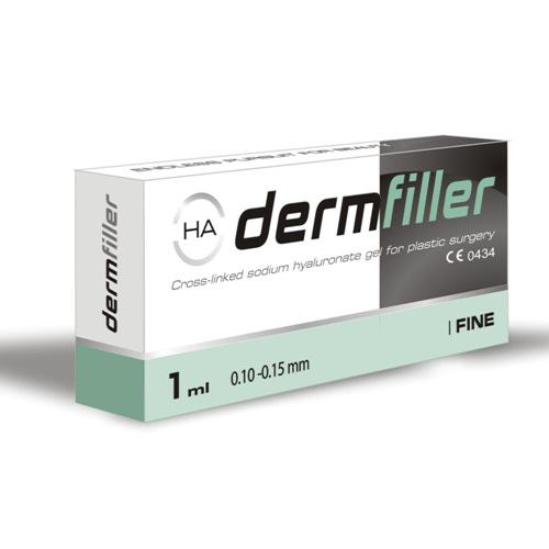 DERMFILLER Fine 1x 1.0 ml