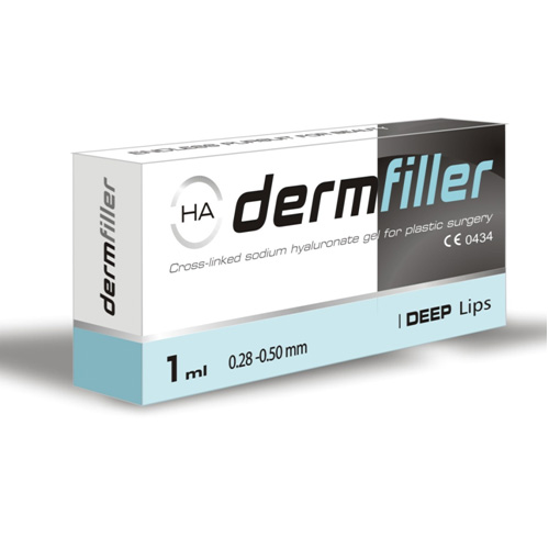 DERMFILLER Deep Lips 1×1.0 ml