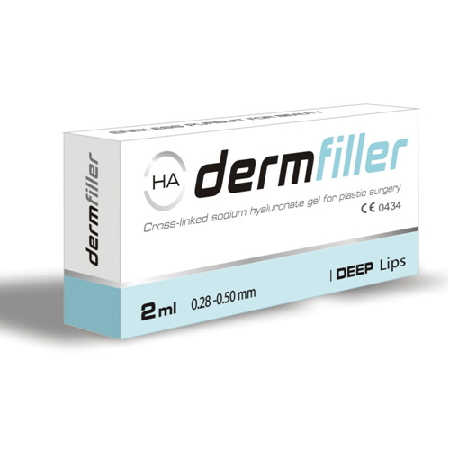 DERMFILLER Deep Lips 1 x 2.0 ml