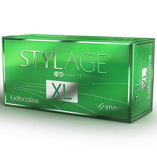 STYLAGE XL z lidokainą 2 x 1.0 ml