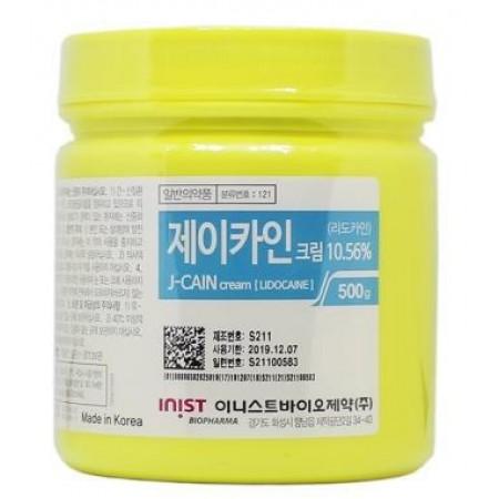 J-Cain Creme 10,56% – 500g