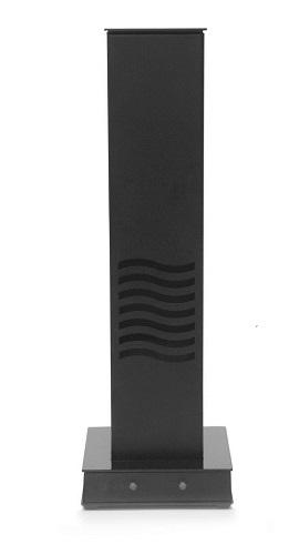 Sterylizator powietrza czarny -CE